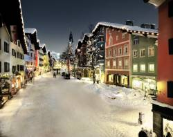 Kitzbühel-autriche ski