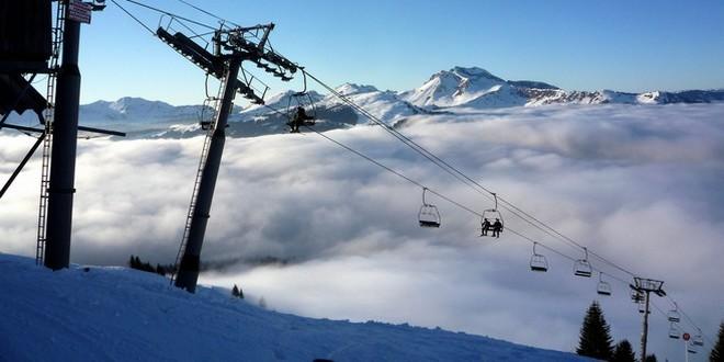 Les stations de ski les moins chères et les plus chères en France